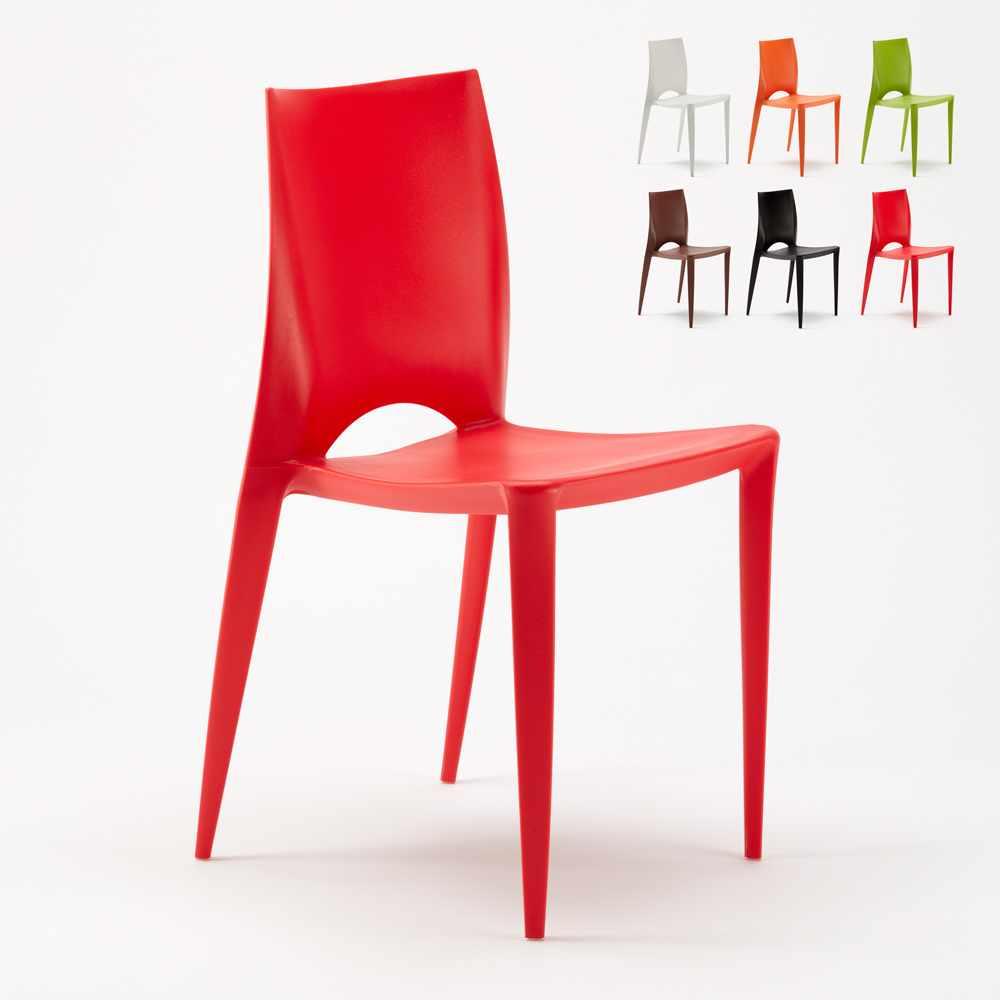 20er Stock Set Bunt Esstischstühle Esszimmerstühle Bistrostühle Bars Modern Außen Color - Rabatt