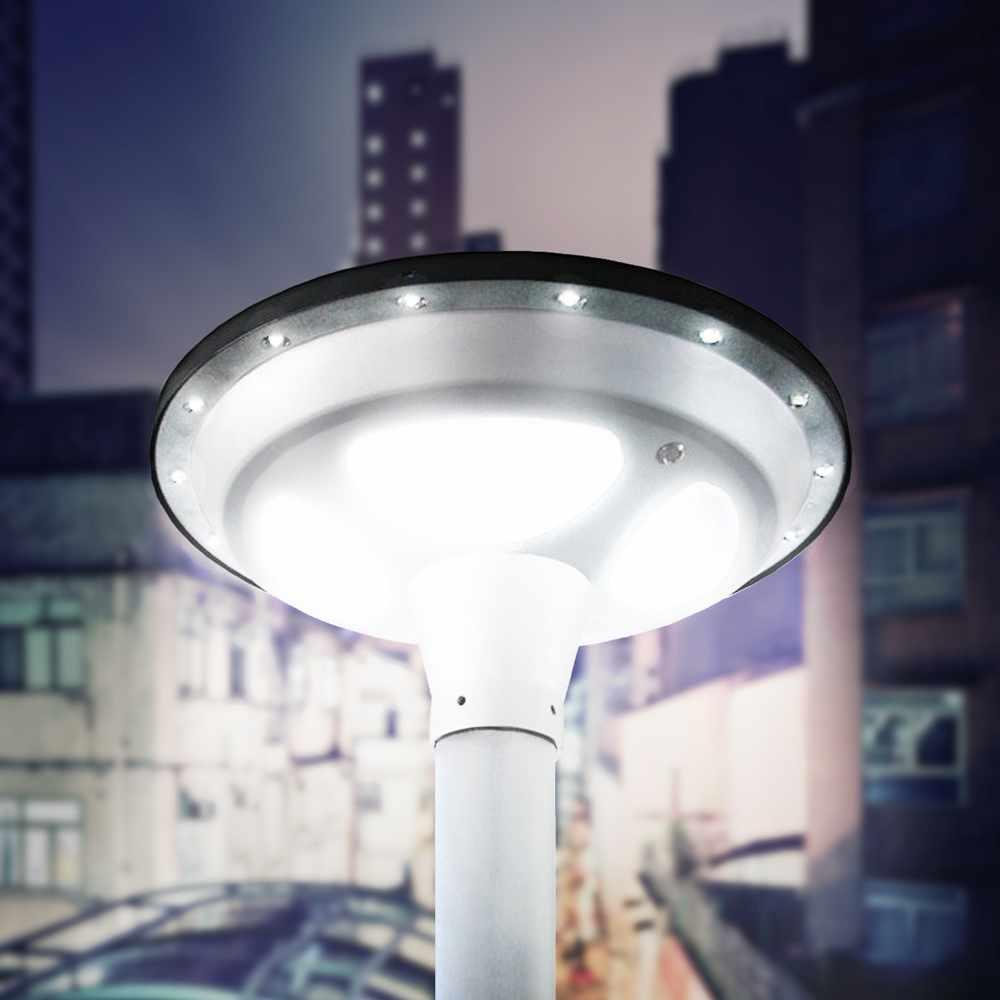 Led Solar-Straßenlaterne Photovoltaik Garten Park Square - Möbel