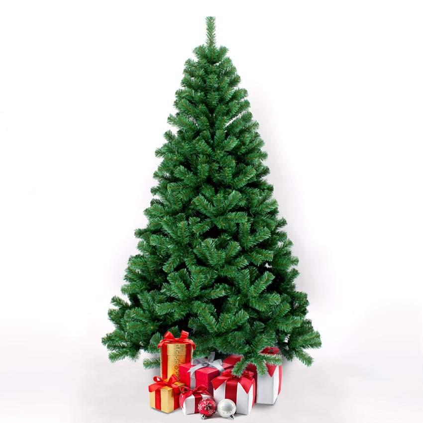 Künstlicher Weihnachtsbaum Traditionell Abgeschmückt 210 cm Gothenburg - Interieur