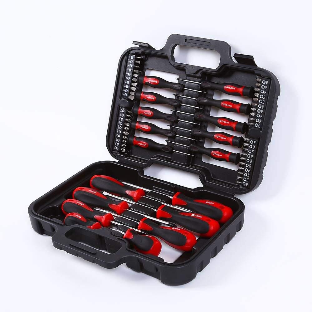 Werkzeugkoffer für Werkzeuge und Utensilien 99 Stück Smart-L - Exterieur