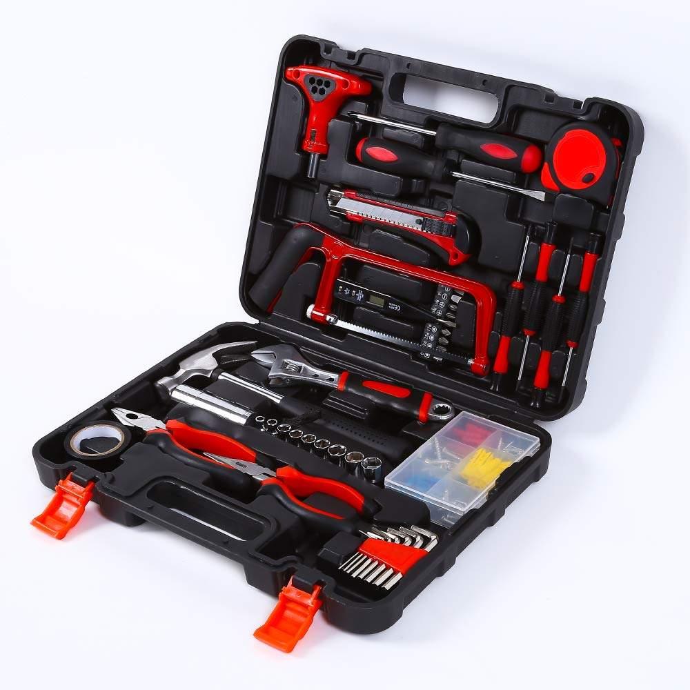 Werkzeugsatz und Werkzeugkoffer 334 Stück Smart-Xxl - am besten