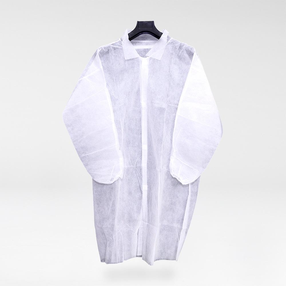 20 Overalls Einwegschürzen Kimono In Tnt für Friseurkosmetikerinnen Step - neu