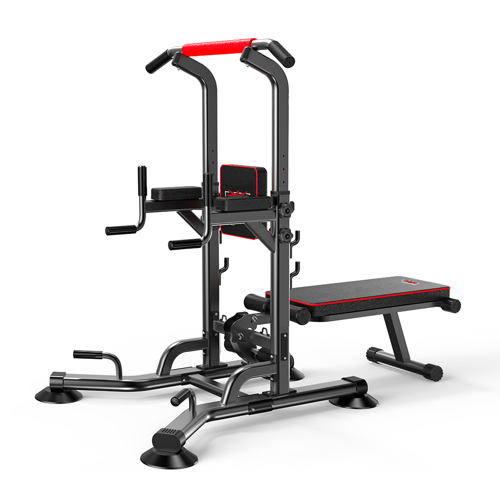 Power Tower Fitness Station Multifunktionsbank Heim-Fitnessstudio Yurei - Preis