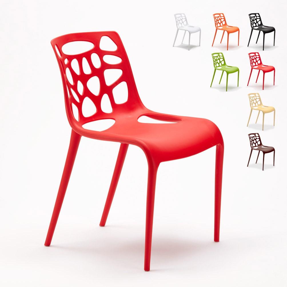 Stühle Küchenstuhl Esstischstuhl Gartenstühle Terrasse Gelateria - discount